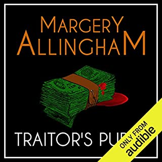 Traitor's Purse     An Albert Campion Mystery              By:                                                                                                                                 Margery Allingham                               Narrated by:                                                                                                                                 David Thorpe                      Length: 7 hrs and 55 mins     45 ratings     Overall 4.2