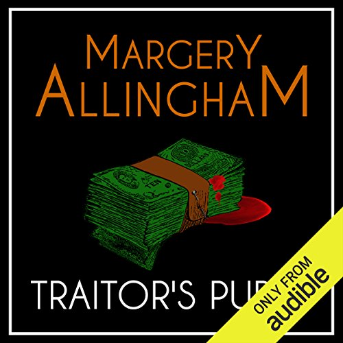 Traitor's Purse audiobook cover art