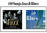 100 Songs Jazz & Blues, Jazz music, Blues Music, Smooth jazz, Swing jazz...