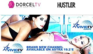 Redlight   Hustler & Dorcel TV auf Astra 19, 2° Viaccess Karte 12 Monate
