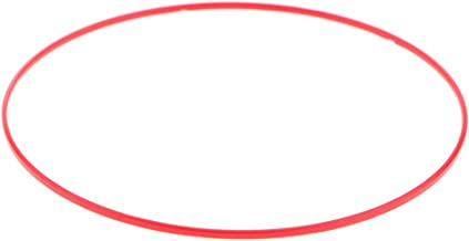 MagiDeal Front Lens Red Circle Ring Replacement Part For Canon 24-105 24-70 Gen 2