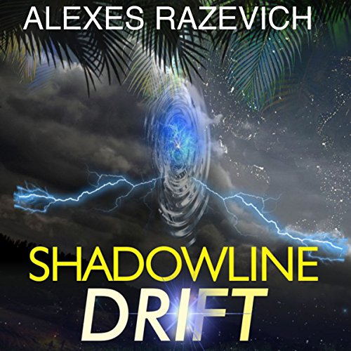Shadowline Drift audiobook cover art
