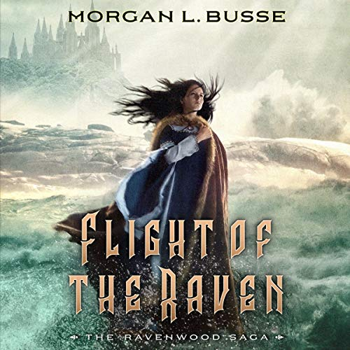 Flight of the Raven cover art