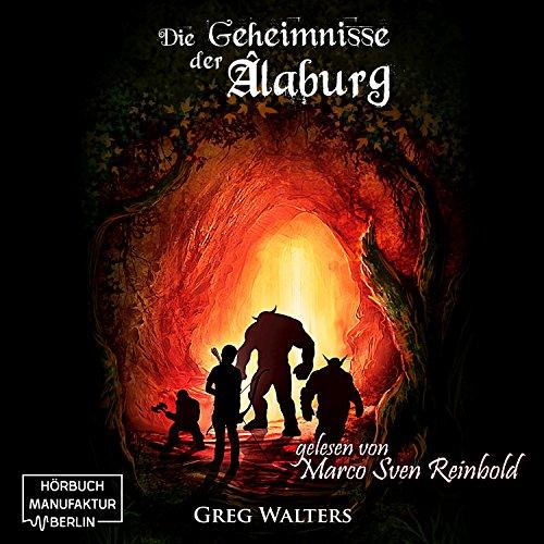 Die Geheimnisse der Alaburg Titelbild