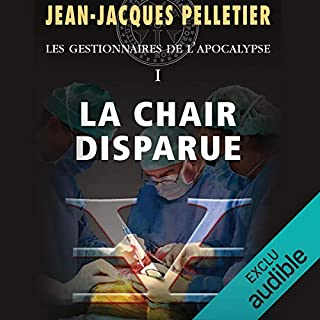 Page de couverture de La Chair disparue