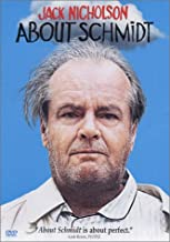 About Schmidt DVD