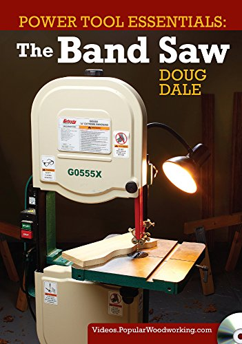 Power Tool Essentials: The Band Saw