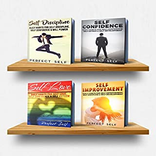 Self Development: 4 Books cover art