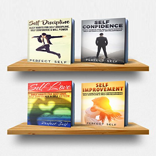 Self Development: 4 Books audiobook cover art