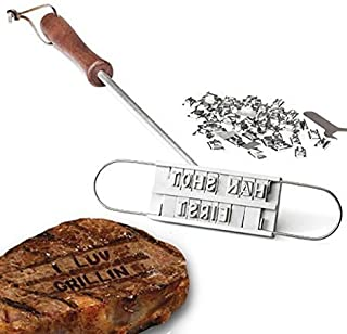 meat branding irons personalized