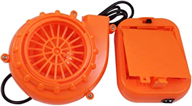 CAOREN Mini Fan Blower Battery Pack for Mascot Head Inflatable Costume Clothing Grill