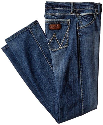 Wrangler Men's Tall Retro Slim Fit Straight Leg Jean, Chandler, 31W x 38L