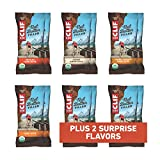 CLIF Filled - Organic Energy Bars - Variety Pack (1.76 Ounce Protein...