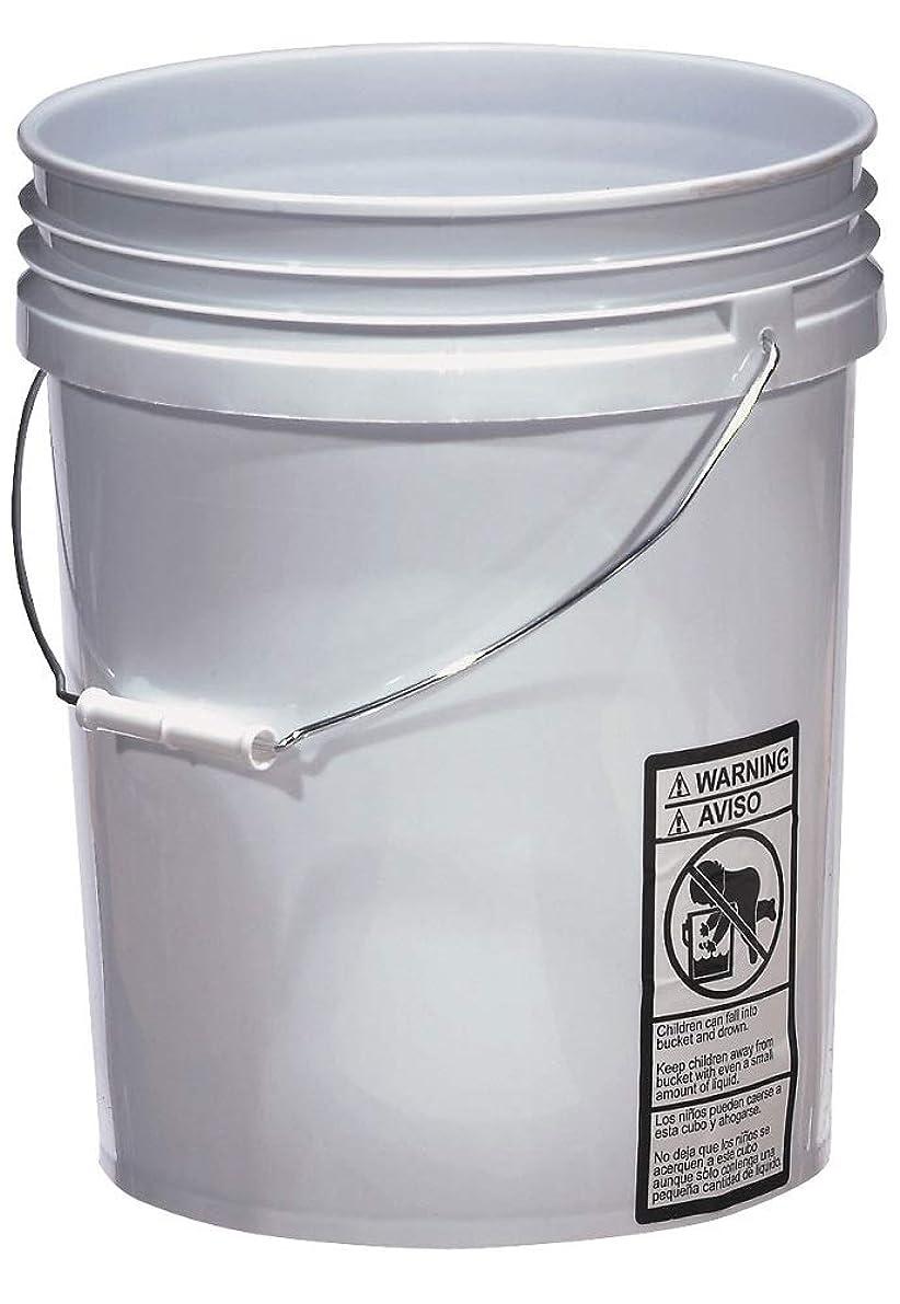 Warner 5-Gallon Plastic Bucket, 543