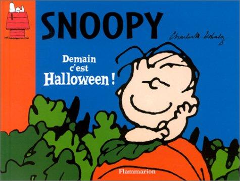 Demain, c'est Halloween !