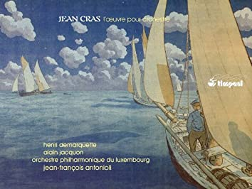 Cras, J.: Journal De Bord / Ames D'Enfants / Legende / Piano Concerto