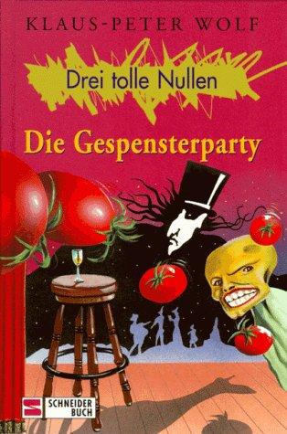 Bd.4, Die Gespensterparty