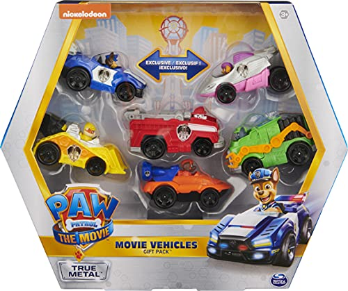 PAW PATROL Gift Paw DCT Movie Pack de Regalo GML (Spin Master 6060428)