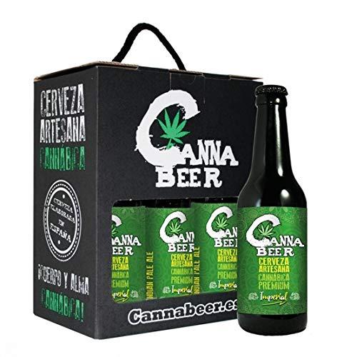 CannaBeer Cerveza Artesana Cannabica Premium Imperial