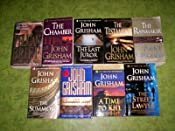 9 - John Grisham (Pelican Brief - The Street Lawyer - The Rainmaker - A Time To Kill - The Chamber - The Runaway Juror - The Last Juror - The Summons - The Teastament -)