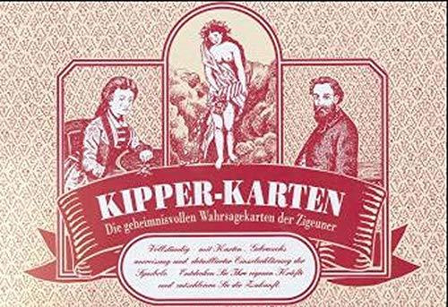 Kipper-Karten-Set. Ausführliches Anleitungsbuch und Kipper-Karten