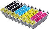 9 Multipack de alta capacidad Epson T0715 , T0895 Cartuchos Compatibles 3 negro, 2 ciano, 2 magenta, 2 amarillo para Epson Stylus D120, Stylus D78, Stylus D92, Stylus DX4000, Stylus DX4050, Stylus DX4400, Stylus DX4450, Stylus DX5000, Stylus DX5050, Stylus DX6000, Stylus DX6050, Stylus DX7000F, Stylus DX7400, Stylus DX7450, Stylus DX8400, Stylus DX8450, Stylus DX9400F, Stylus Office B40W, Stylus Office BX300F, Stylus Office BX310FN, Stylus Office BX600FW, Stylus Office BX610FW, Stylus S20, Stylus S21, Stylus SX100, Stylus SX105, Stylus SX110, Stylus SX115, Stylus SX200, Stylus SX205, Stylus SX210, Stylus SX215, Stylus SX218, Stylus SX400, Stylus SX405, Stylus SX405WiFi, Stylus SX410, Stylus SX415, Stylus SX510W, Stylus SX515W, Stylus SX600FW, Stylus SX610FW. Cartucho de tinta . T0711 , T0712 , T0713 , T0714 , T0891 , T0892 , T0893 , T0894 , TO711 , TO712 , TO713 , TO714 , TO891 , TO892 , TO893 , TO894 © 123 Cartucho