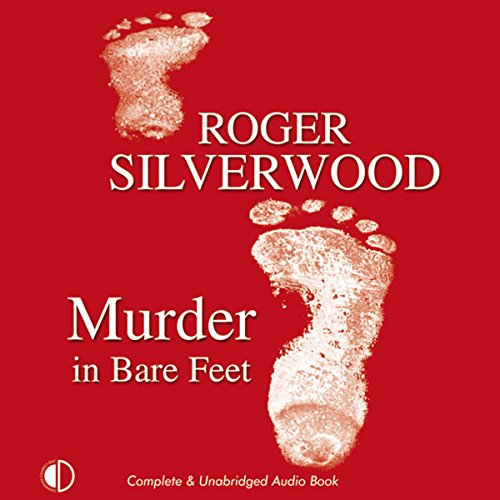 Murder in Bare Feet audiobook cover art