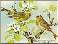 大人のための大きな鳥の木製ジグソーパズル1000ピース動物鳥パターン工芸品部屋の装飾の写真クリスマスギフト