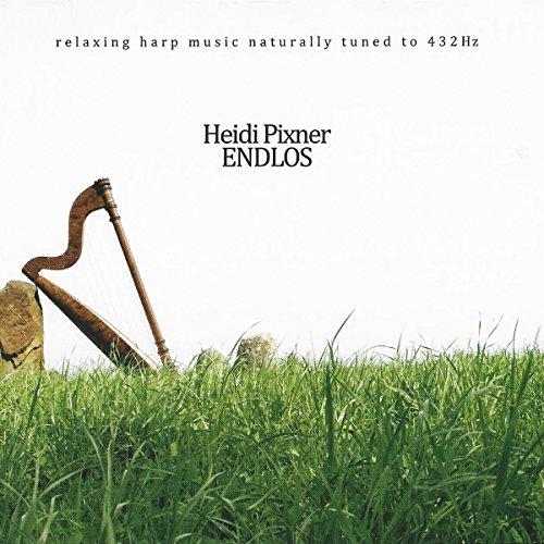 Endlos (Harp Music Naturally Tuned to 432 Hz)