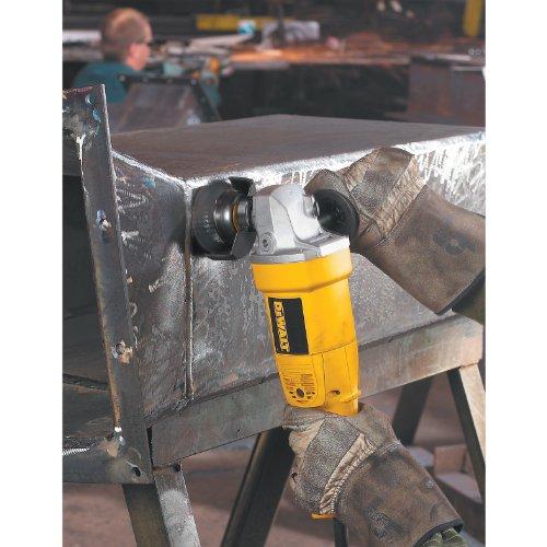 DEWALT DW831 5-Inch Medium Angle Grinder, Yellow