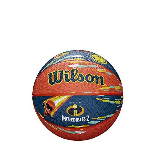 New Disney - Pixar Incredibles Wilson Mini Basketball