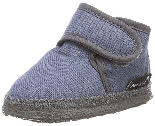 Nanga Luna, Chaussures Quatre Pattes (1-10 Mois) bébé Fille, (Hellblau), 21 EU