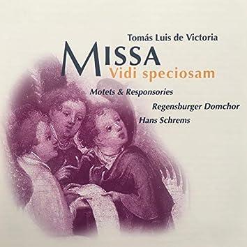 """Tomás Luis de Victoria: Missa """"Vidi speciosam"""""""