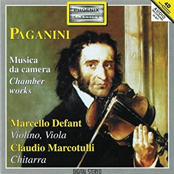 Niccolò Paganini: Chamber Works