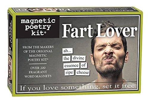 Fart Lover Magnetic Poetry Kit - Words for...