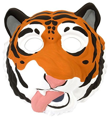 Wild Republic Europe Grinimals Masque Tigre.