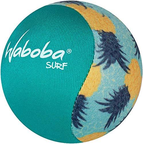 Waboba- Surf Water Bouncing Ball, Color pineapple (AZ-103-Pineapple)