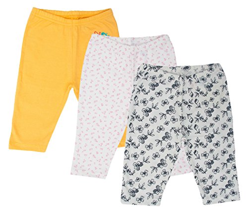 Sofie & Sam Sofie & Sam Bio-Baumwolle 3er Pack Combo 9-12 Monate Baby Schlafanzug Hosen Pajama