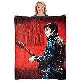 Elvis 1968 Comeback Concert Fleece Throw Blanket