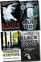 Belinda Bauer 4 Book Set: Rubbernecker, Blacklands, Darkside