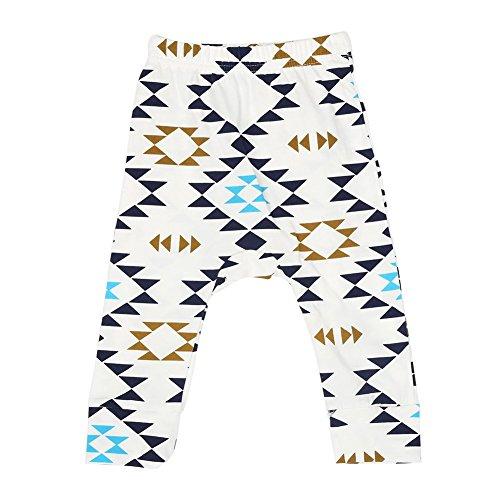 EXIU bebe niños niñas patrón Animal harén pantalones pantalones Leggings 0-2 años