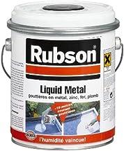 Rubson vloeistof, metaal (zink)