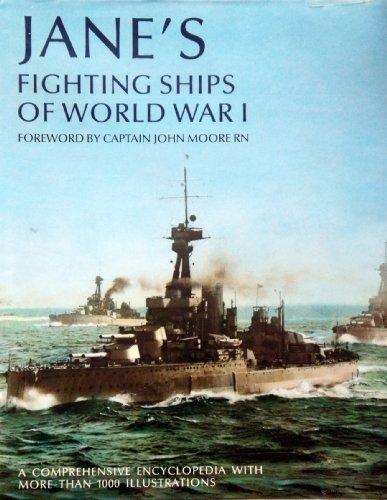 Jane's Fighting Ships of World War I (Jane's fighting ... series)