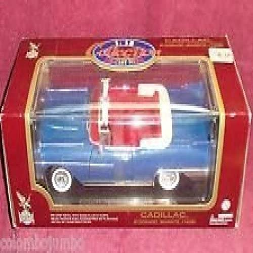 1958 Cadillac Eldorado Biarritz 1 18 Scale Road Legends Blau Die Cast