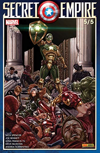 Secret Empire n°5 (PAN.MARV.SOFTCO)