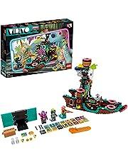LEGO 43114 VIDIYO Punk Pirate Ship BeatBox Muzyka Video Maker Zabawka dla dzieci, Zestaw rozszerzonej rzeczywistości z aplikacją