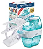 Navage Nasal Hygiene Essentials Bundle: Navage Nose Cleaner with 20 SaltPods and a Countertop Caddy. 127.90 if Purchased Separately, Save 22.95. for Improved Nasal Hygiene.