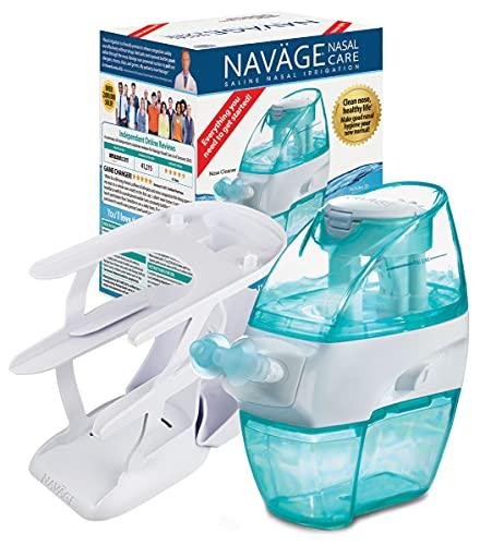 Navage Nasal hygiene and nose cleaneer