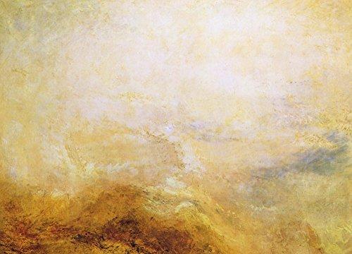The Museum Outlet Val d'Aoste, 1840–50 – Impression sur toile acheter en ligne (76,2 x 101,6 cm)