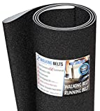 WALKINGBELTS Walking Belts LLC - Sole S77 (577881) (2006) 2-ply Sand Blast Treadmill Running Belt + Free 1oz Lube